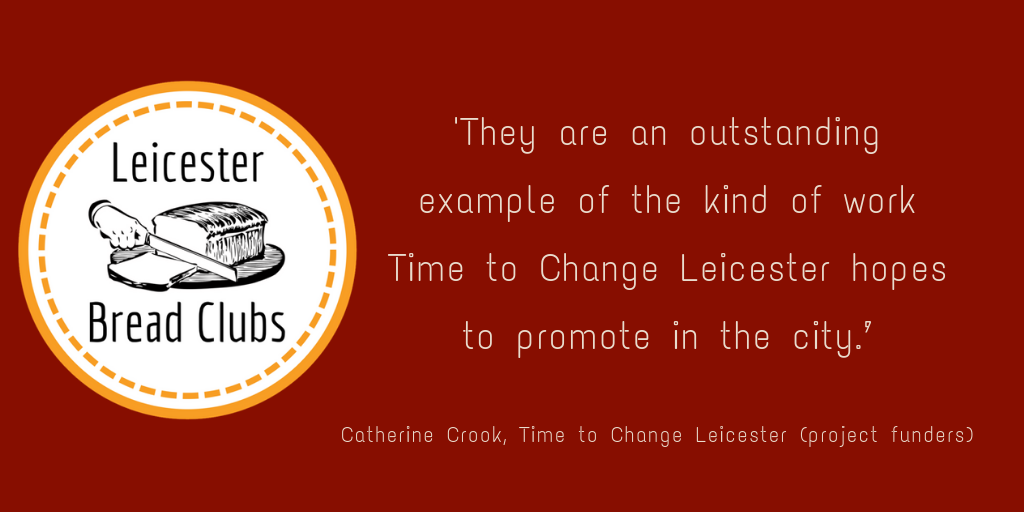 project logo and funder's quote