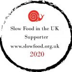 Slow Food supporter badge